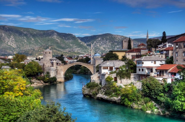 Bosna Hersek (Mostar)